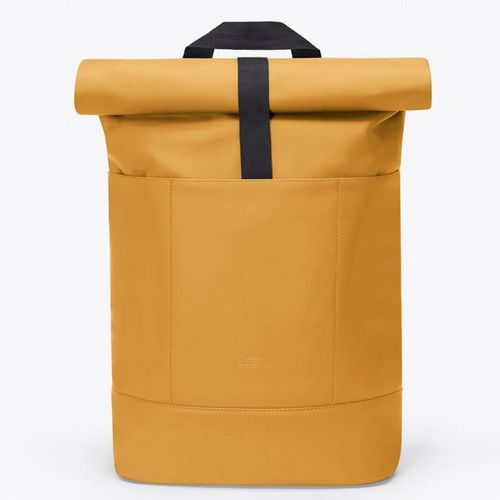 Minimalist Urban Backpack - Honey Mustard